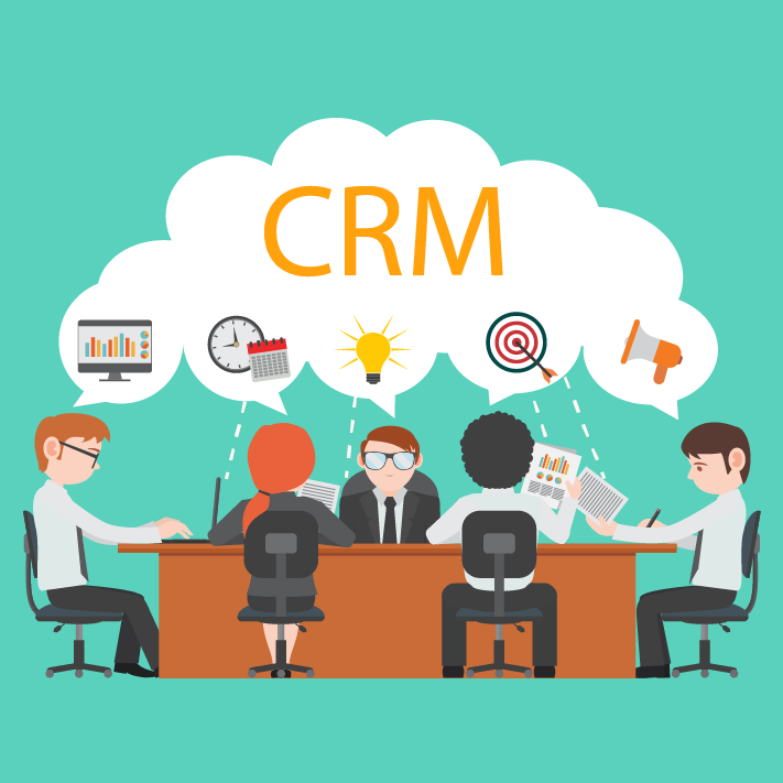 VPS for CRM